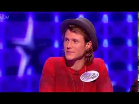 McFly - Dougie Poynter All Star Family Fortunes