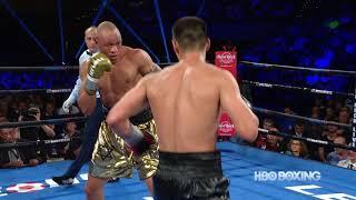 Fight Highlights: Dmitry Bivol vs. Isaac Chilemba (HBO World Championship Boxing)