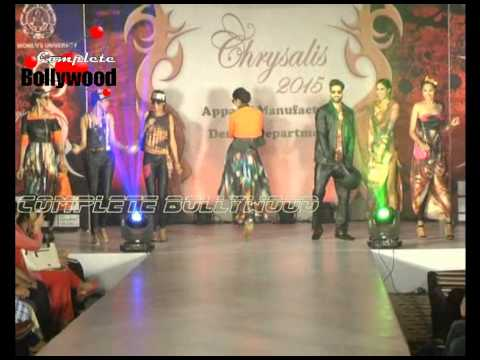 Mandira Bedi & Others at SNDT AMD's Chrysalis Fashion Show