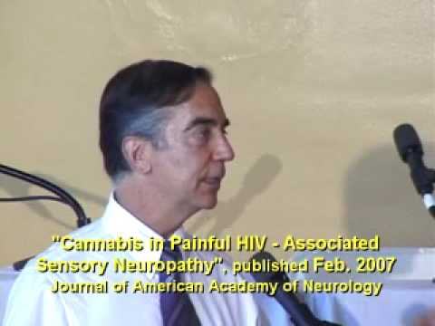 Cannabis & Neuropathic Pain, Dr. Abrams, pt 1