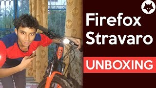 Firefox Stravaro Unboxing | My First Bicycle | ChooseMyBicycle | Firefox Stravaro 29er