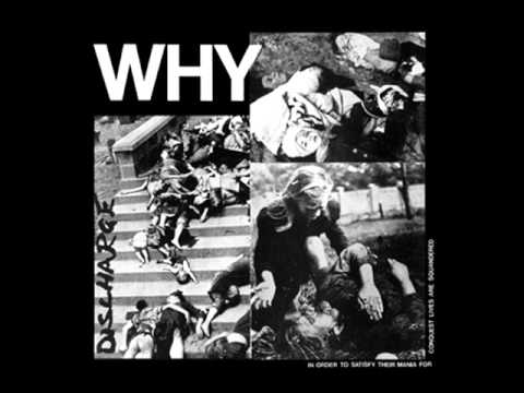 Discharge - Visions of War