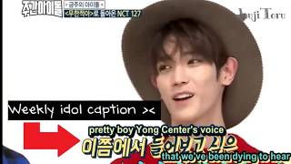The Compilation of people dumbstruck by UNREAL HANDSOME LEE TAEYONG (NCT): Visual on Another Level