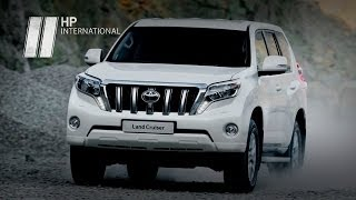 2hp: Toyota Land Cruiser Prado 2013