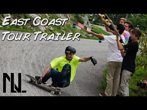 Nelson East Coast Tour Trailer