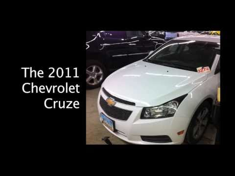 Steering Wheel Falls Off - 2011 Chevy Cruze