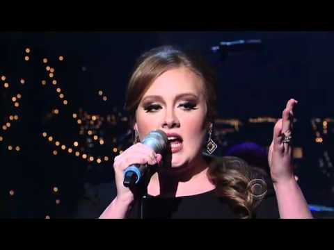 Adele  - Rolling In The Deep (Live Video) Music Videos