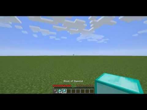 Cómo DUPLICAR DIAMANTES o cualquier cosa en Minecraft 1.8/1.8.1/1.8.2 - Tutoriales de Minecraft
