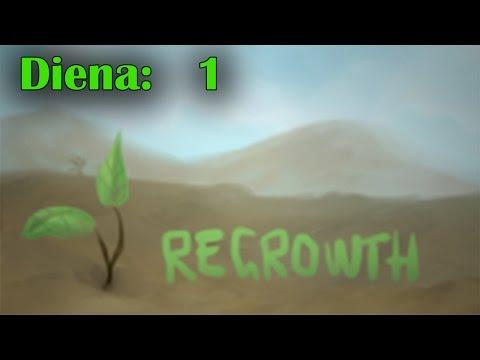 Minecraft: Žemės Atgaivinimo Misija  #1