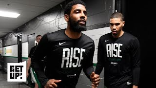 I hope Kyrie leaves Boston, the Celtics were so unlikable this season – Ryen Russillo | Get Up!