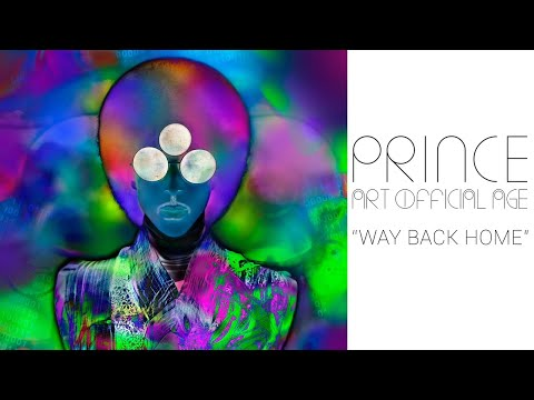 Prince - Way Back Home [official Audio] video