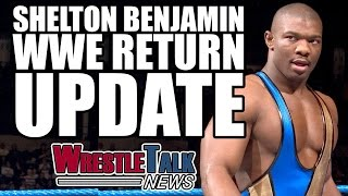 WWE Star Injured, Shelton Benjamin WWE Return Update | WrestleTalk News April 2017