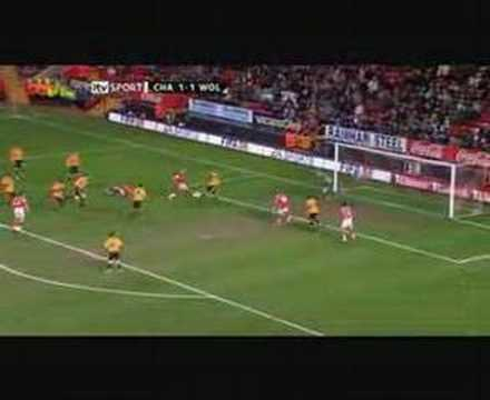Charlton 2 Wolves 3 Video