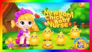gameplay  💥 Newborn Chick Baby Nurse 💥juegos infantiles 💥games for childrens