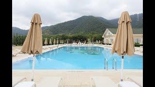 Qafqaz Riverside Resort Hotel Gabala Azerbaijan