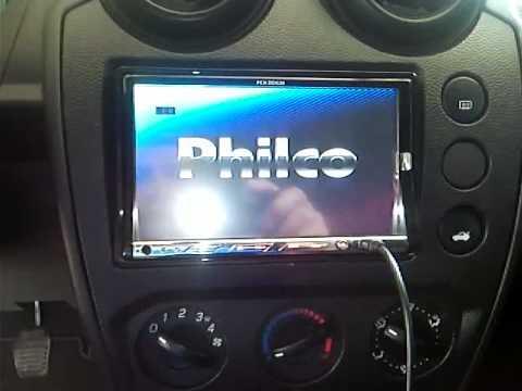 DVD philco 2 din no fiesta