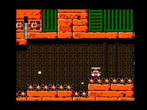 Mega Man 4 - Recorded Live Stream - User video