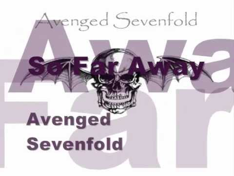 Avenged Sevenfold - So Far Away Traduzione Ita.