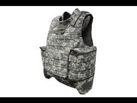 The Best IOTV (Plate Carrier) Assembly Tutorial   Part 2. Walkthrough - Army Gear. Body Armor