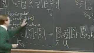 MIT 18.085 Computational Science & Engineering I, Fall 2007