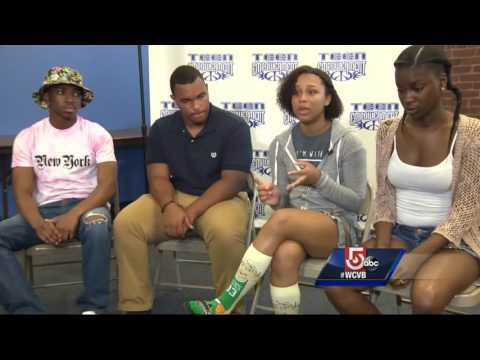 5 On Race in Boston: A conversation with black teenagers