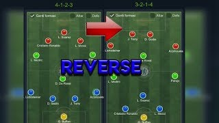 Reverse Formation - Fifa Online 3 (NEVER AGAIN!!!) (No Commentary)