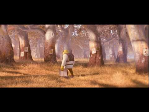 Shrek 4 - Official Trailer Italiano - E vissero felici e contenti || Full HD