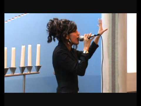 Moluccan Artist @ GIM Maranatha Deventer ft. Asnat Ferdinandus - De kracht van Uw liefde