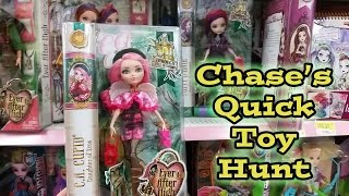 Toy Hunting FOUND NEW Ever After High Through the Woods Dolls