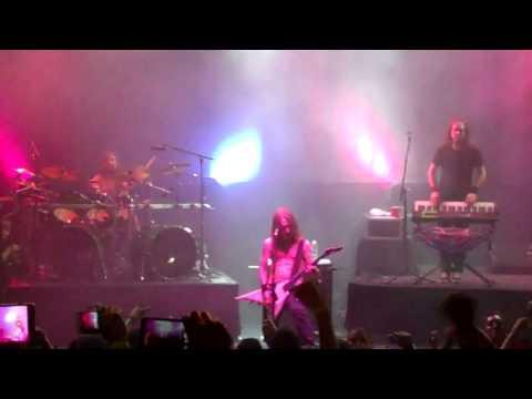 Children Of Bodom - Downfall, Mexico City, Circo Volador, 21 Mayo 2016