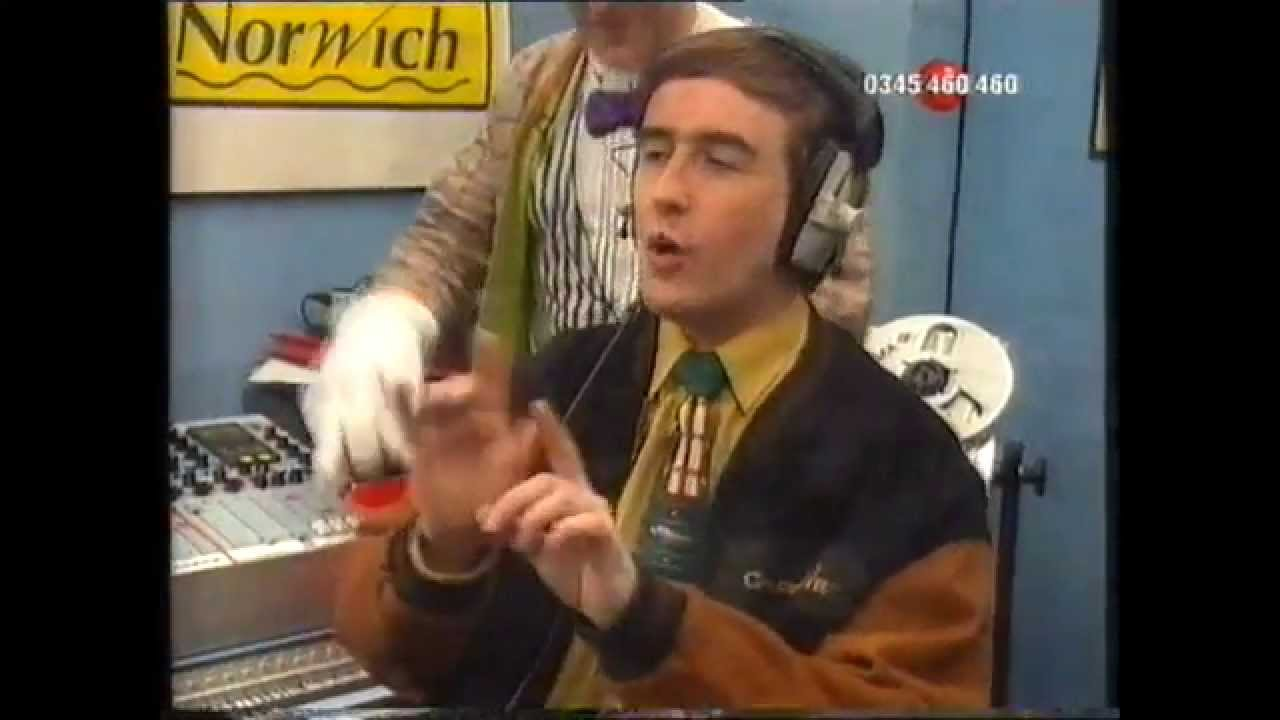 Alan Partridge Banter Alan Partridge Comic Relief
