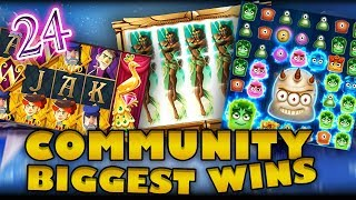 Community Biggest Wins #24 / 2018