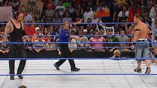 John Cena vs The Undertaker SmackDown June 24 2004