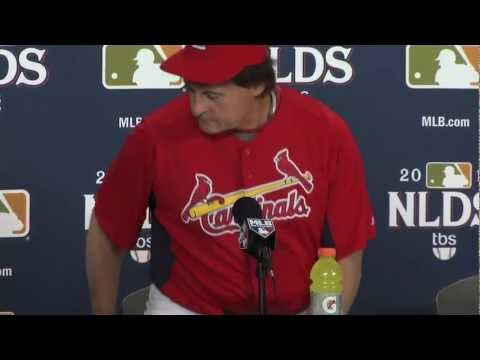 Tony La Russa on Busch Stadium Shadow Coverage