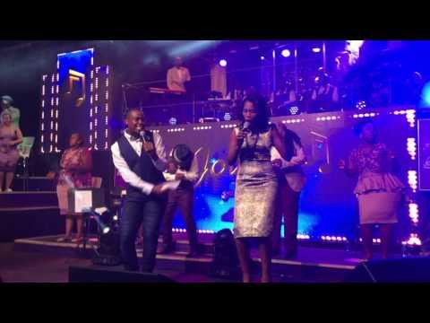 Nothando Hlophe with SbuNoah & Joyous Celebration - Madi a konyana
