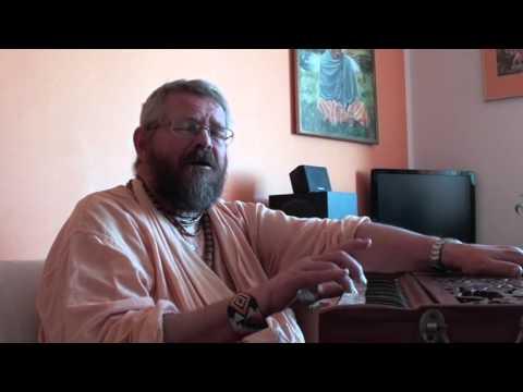 Maha Mantra - Paramadvaiti Swami - Stargard Szczeciński