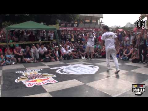 World Power Moves Series Venezuela / 4tos de final Boby vs Millao