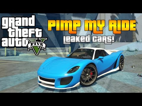 GTA V - Pimp My Ride #177 | Pfister 811 | LEAKED CAR Customization #1