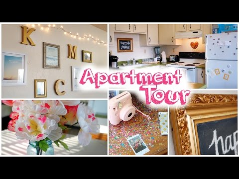COLLEGE APARTMENT TOUR 2015!