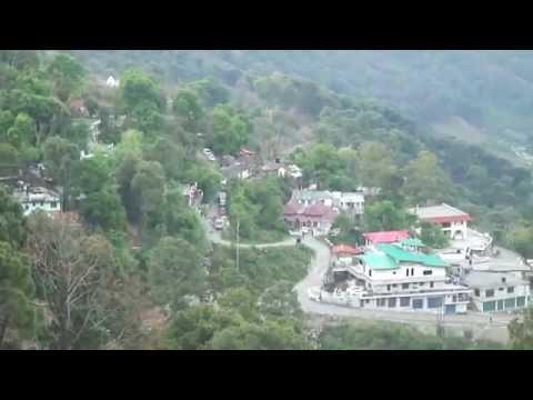 Beautiful View of Dharmshala , Himachal Pradesh(India)