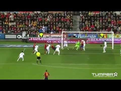 Spain vs Finland 1-1  (FIFA World Cup qualifiers 22.3.2013)