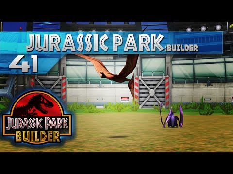 Jurassic Park Builder - Episode 41 - Battle for fun!