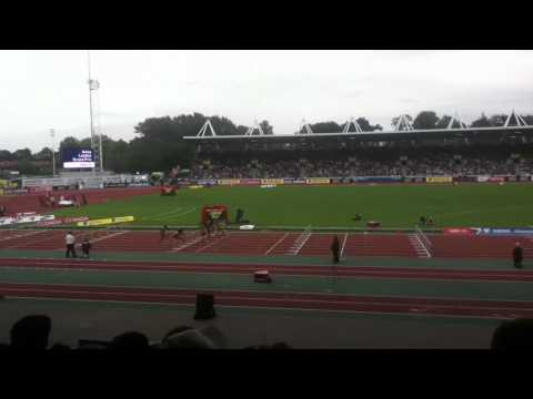 Sally Pearson wins Diamond League 100m women's hurdles