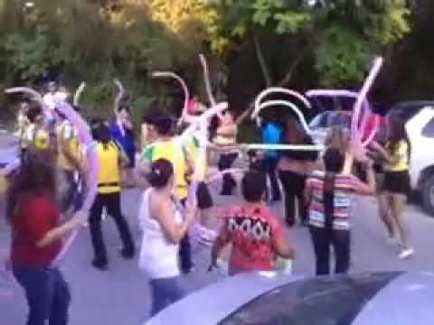 Drum's batuka en cadereyta