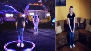 The Hip Hop Dance Experience - You're a jerk - Go hard PL