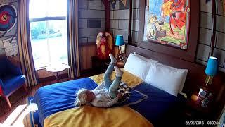 Legoland Castle Hotel Room Tour @ Legoland Windsor UK
