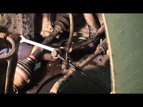 DIY Mazda 3 or Axela Front Strut and End Link Replacement
