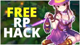 How to get Free Riot Points in League of Legends - 2017 RP Hack - Video PROOF 3.5 MB