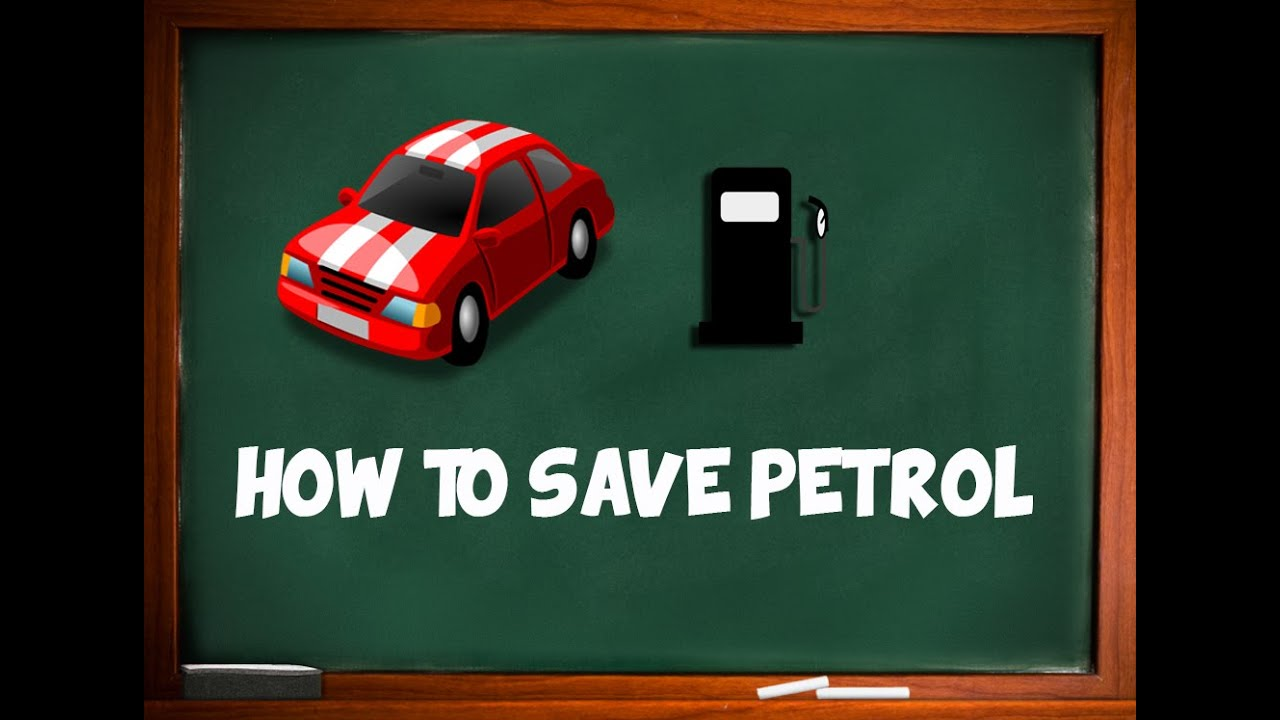 Best Gas Prices >> 9 Steps to save your petrol - YouTube