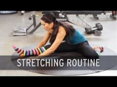 XHIT - Stretching Routine: Warm Up Exercises